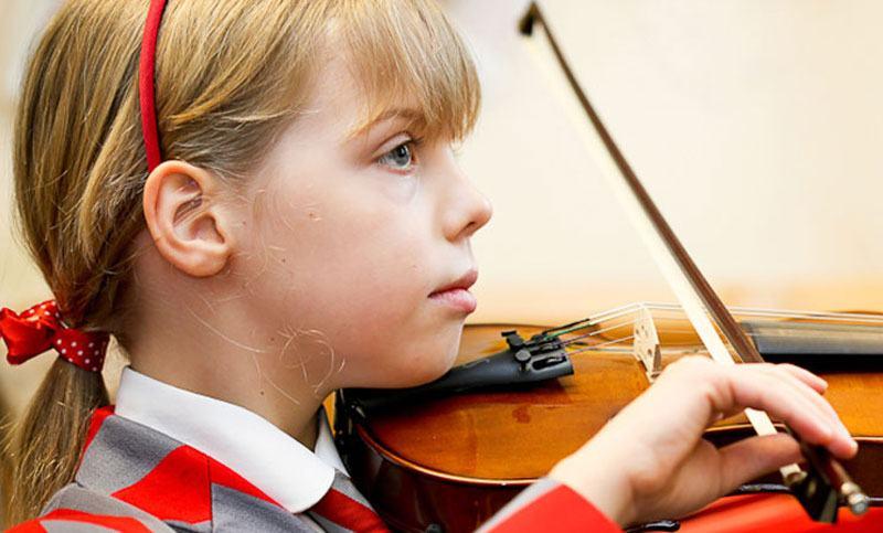 Music Class - Violin