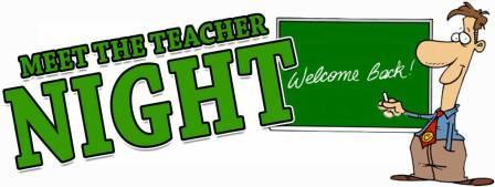 Meet the Teacher and Parent Night