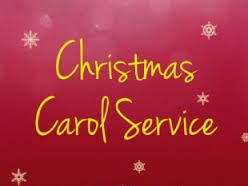 Image result for carol service
