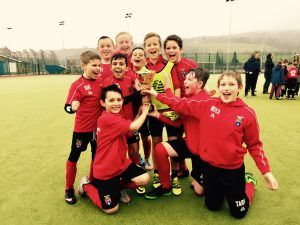 Ilkley Primary - boys football