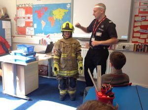 Ilkley Primary - fire safety