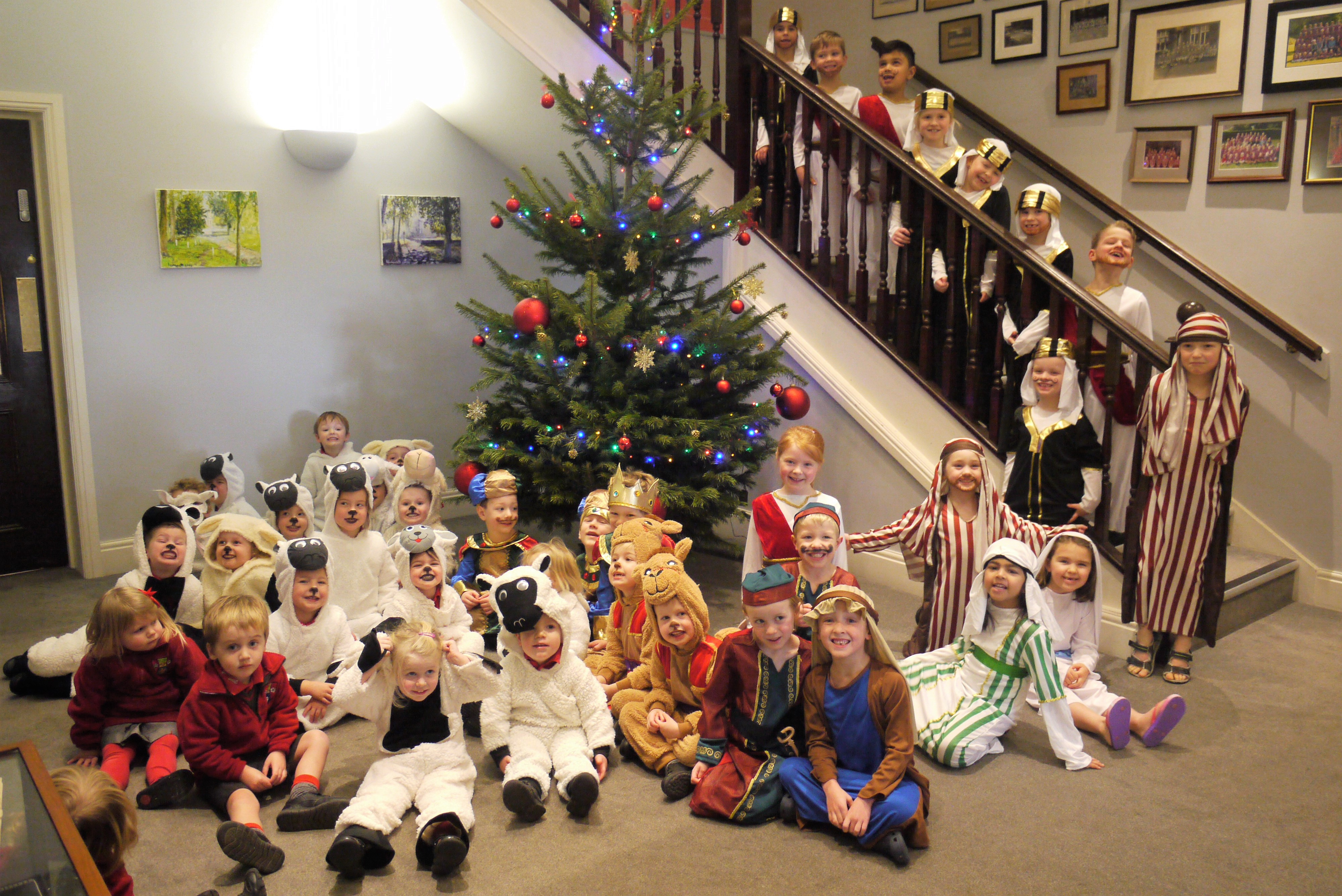 Early Years & Key Stage One Nativity