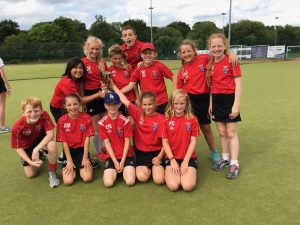 Ghyll Royd Sports team wins Mixed Rounders