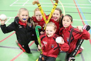 Ghyll Royd pupils win hockey tournament