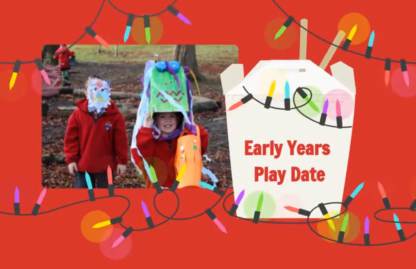 Early Years Play Date - Chinese New Year