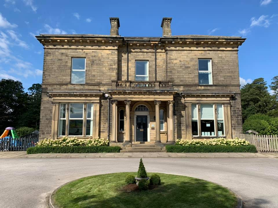 Open House at Ghyll Royd